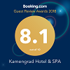 Kamengrad Hotel & SPA - 2016 Award Winner - Booking.com